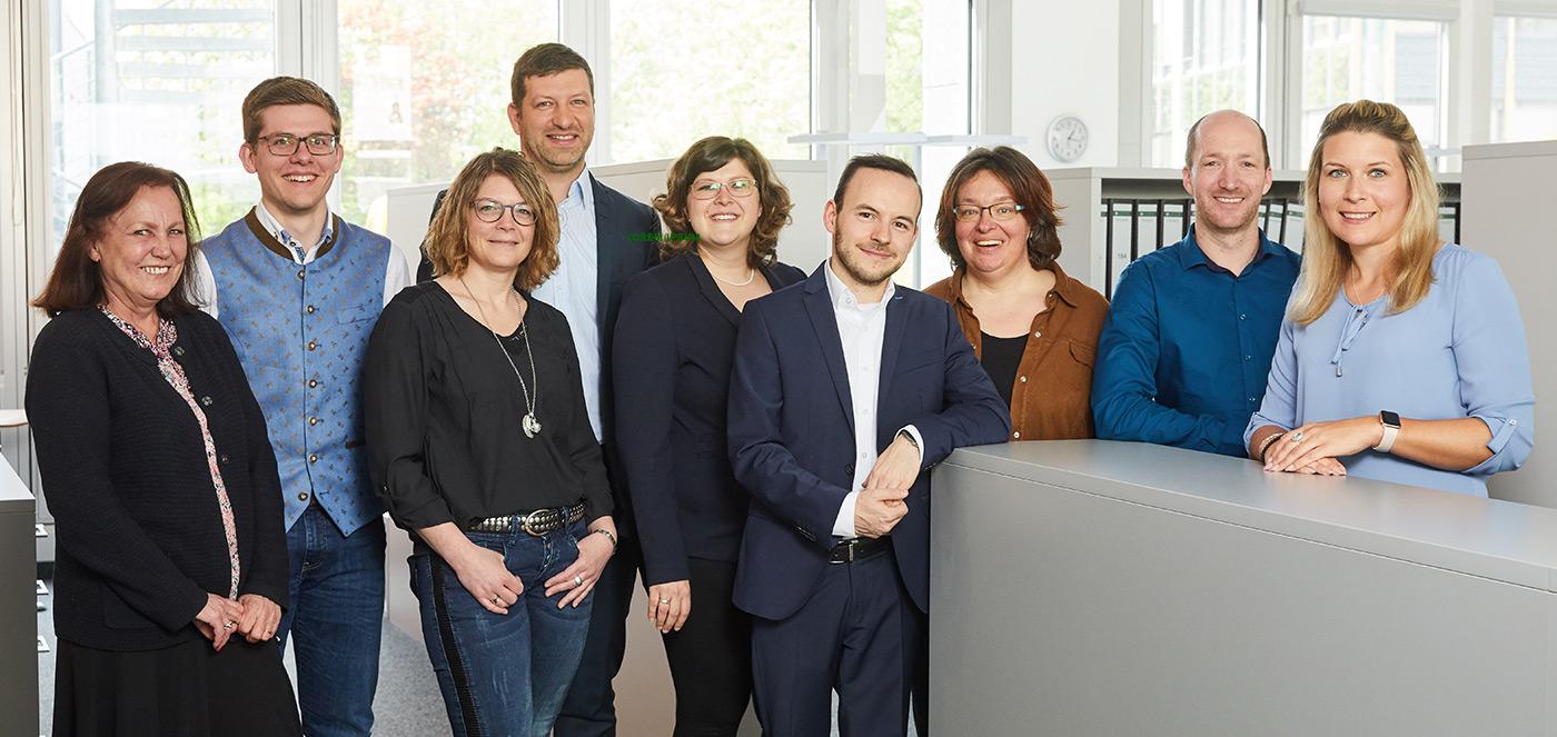 Das Team der Steuerberater aus München West